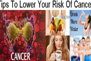 Seven Tips To Lower Your Risk Of Cancer