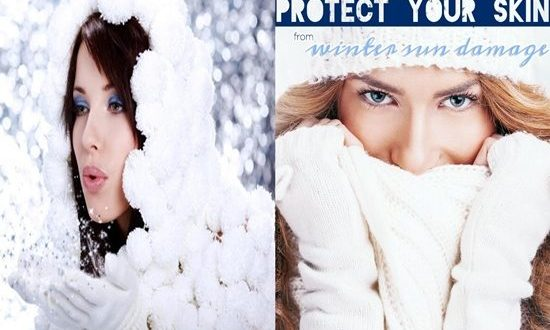 protect your skin in winter