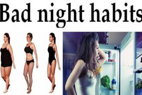 Bad night habits can devastate your weight loss efforts