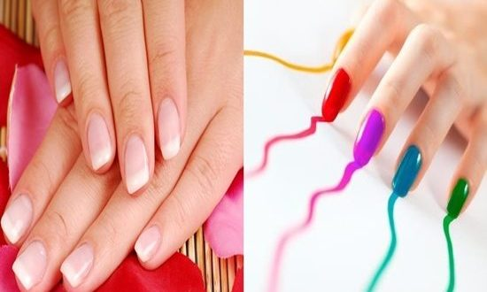 attention to your nail health