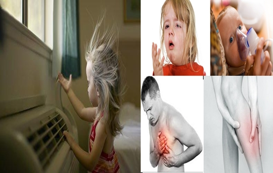 Effects of Air Conditioning on Your Health