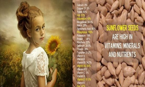 Health Benefits Of Sunflower Seeds