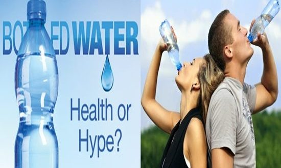 Is bottled water good for our health
