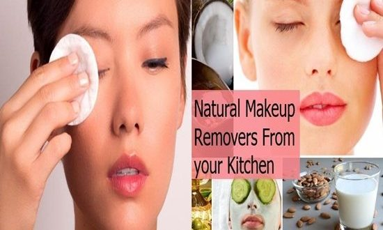 Natural Makeup Removals From Your Kitchen