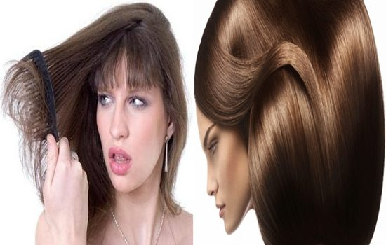 Natural Remedies for Damaged Hair