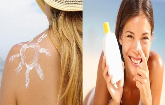 Sunscreen Mistakes You Mustn't Do