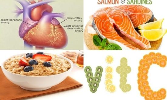 healthy foods against cardiovascular diseases