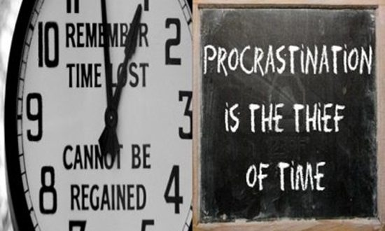 Tips to Overcome Procrastination