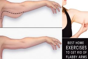 Easy Exercises To Lose Stubborn Arm Fat Quickly