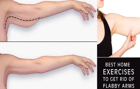 Exercises To Lose Stubborn Arm Fat Quickly