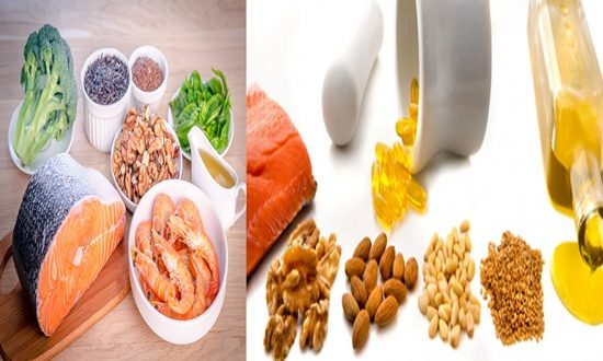 Omega-3 Fatty Acids For Your Health