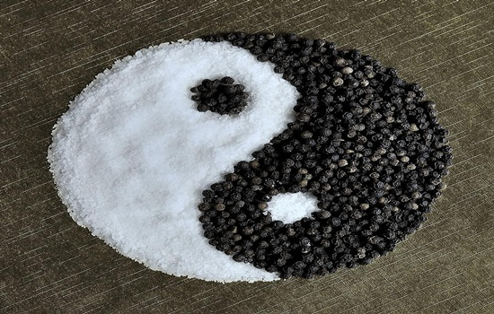 Salt Vs Pepper, Which is Yin and which is Yang