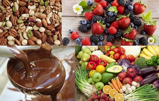 Super Anti-aging Foods