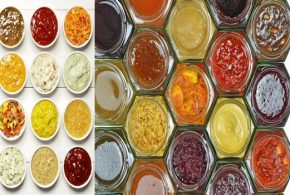 The Battle of Condiments: Which is Healthiest, Ketchup, Mustard, Mayonnaise or Hummus?