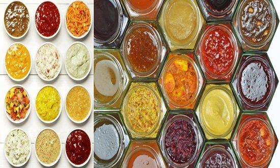 Condiments Which is Healthiest, Ketchup, Mustard, Mayonnaise or Hummus