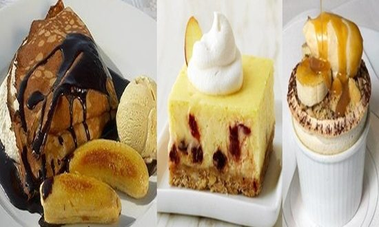Desert Recipe For Diabetics, Banana Souffle