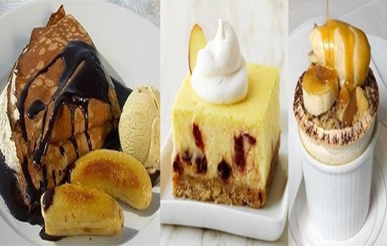 Desert Recipe For Diabetics, Banana Souffle