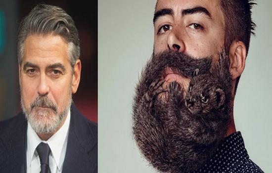Health Benefits of Growing Beards