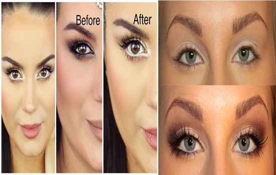 How To Make Your Eyes Look Larger And Sexier