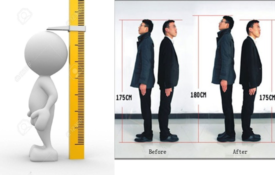 How to Look and Grow Taller