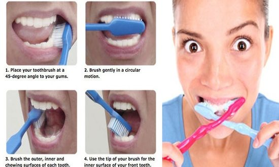 Most Common Mistakes You Do While Brushing Your Teeth