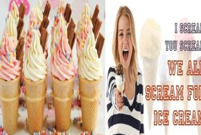 Screaming for Ice Cream? Know Its Positives and Negatives