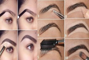 Three Steps To Perfectly Shape Your Eyebrows