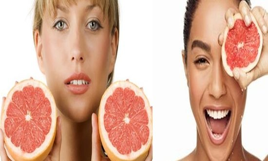 Surprising Beauty Benefits Of Grapefruit