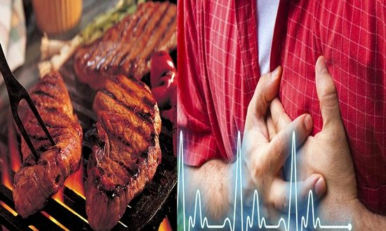 Red Meat Can Increase Your Risk Of Heart Diseases