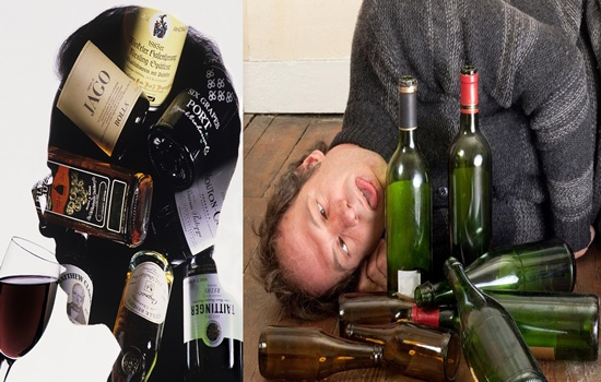 Side Effects of Excessive Chronic Alcohol Consumption