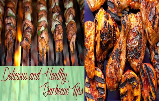 Tips for a Healthy, Delicious Barbeque