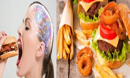 Foods That Damage Your Brain