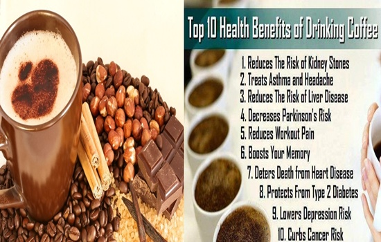 Health Benefits And Risks Of Caffiene