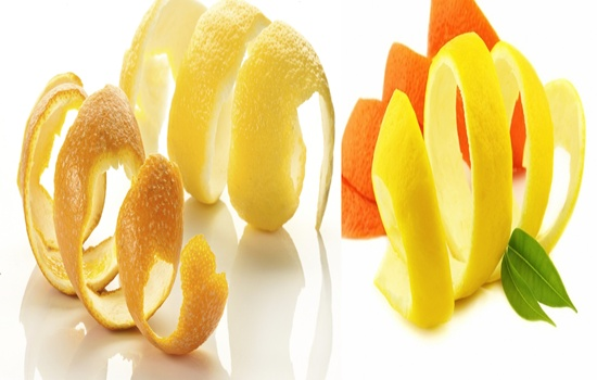 Uses Of Lemon And Orange Peels