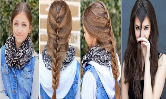How to easily make your hairstyle