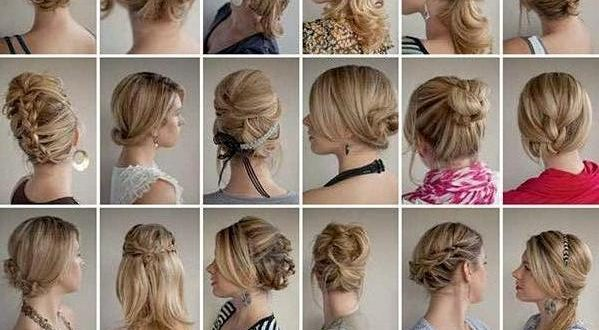 How to easily make your hairstyle at home