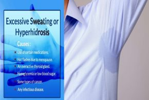 ARE THERE MEDICAL CAUSES FOR EXCESSIVE SWEATING?