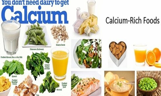 Nondairy Richest Sources Of Calcium