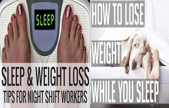 HOW CAN SLEEP HELP YOU LOSE WEIGHT
