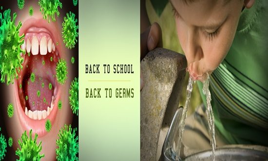 HOW TO KEEP YOUR KIDS FROM GERMS AT SCHOOL