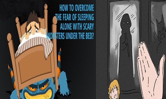 HOW TO OVERCOME YOUR CHILD'S BEDTIME FEARS