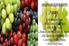 10 Health Benefits Of Grapes That Will Make You Want to Eat Them Now