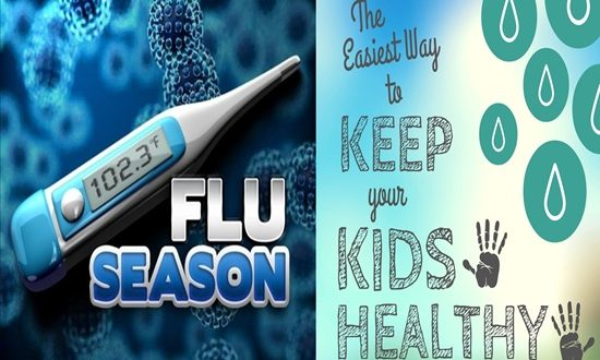How to keep yourself and your kids healthy during flu season