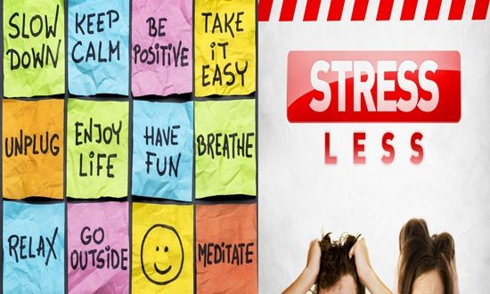 How to manage stress and cope with it