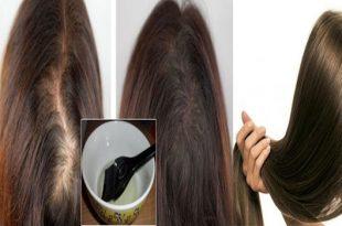 TIPS TO REGROW LOST HAIR NATURALLY