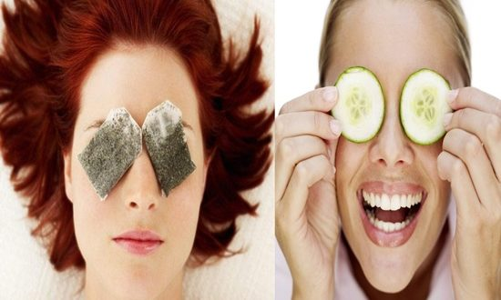 WAYS TO BANISH DARK CIRCLES UNDER YOUR EYES