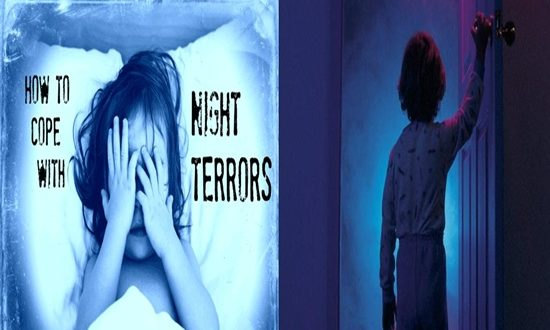 kid having night terrors, and are they different from nightmares
