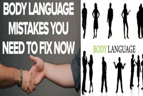 3 Body Language Mistakes You Commit That Give Interviewers a Wrong Impression