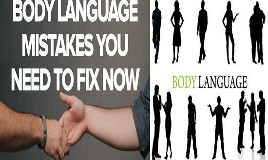 Body Language Mistakes You Commit That Give Interviewers a Wrong Impression