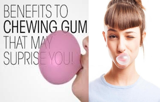 Chewing Gum Benefits